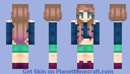 -Insert skin name here- Minecraft Skin