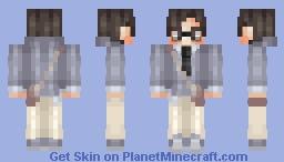 OC- Grae Minecraft Skin