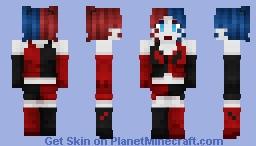 Harley Quinn - DC Comics Minecraft Skin