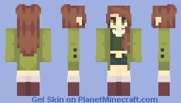 👌 | hire a samurai Minecraft Skin