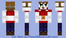 Baby -Sister Location- Minecraft Skin