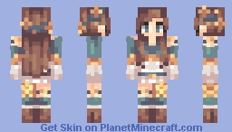 Summer Skylights - Raffle Winners Announced! Minecraft Skin
