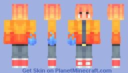 lit 🔥 Minecraft Skin