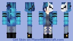 Lil Knifey's Request Minecraft Skin
