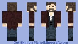 Lucifer / Wealthy-man Minecraft Skin