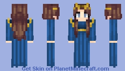 Game of Thrones ♕ Margaery Tyrell ♕ Outfit: One Minecraft