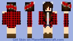 KawaiiKitten_123's twin skin =^.^= Minecraft Skin