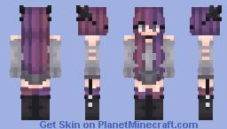 ava♥ Minecraft Skin