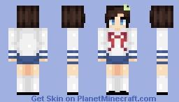 🍑    Peachie Request Minecraft Skin