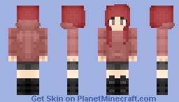 - Ellie - Minecraft Skin