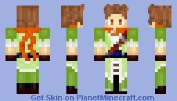 Nostale Archer's 6th Specialist | Scout Minecraft Skin