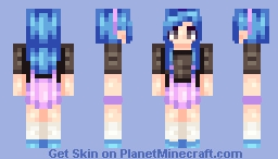 I don't know what to title this Minecraft Skin