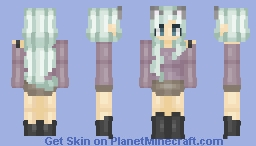 Wolfie Minecraft Skin
