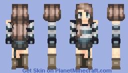 Persona (Please Read Description) Minecraft Skin