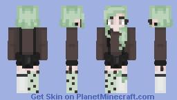 フェニアン mint Minecraft Skin