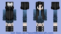 My first skin ever! (First skin on PMC too ^^) Minecraft