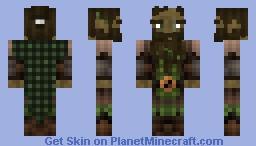 Treebeard Clan Father Minecraft Skin