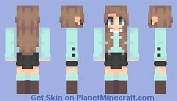 ☕ | bad skin alert Minecraft Skin
