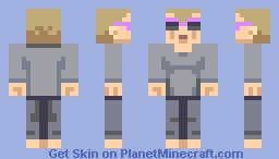 th ebest ever Minecraft Skin