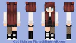 [BоиBои]ᴹᶦᵐᵐʸ© Minecraft Skin