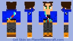 Best Saiyan Minecraft Skins | Page 10 - Planet Minecraft