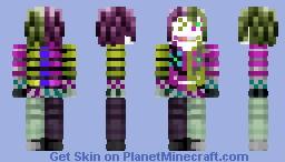 Clown (Remake Minecraft Skin
