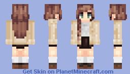 [cоzџ оцтfїт]ᴹᶦᵐᵐʸ©[Different Shading] Minecraft Skin
