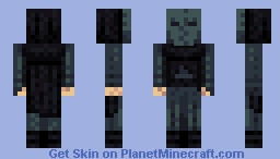Corvo - Dishonored 2 Minecraft Skin