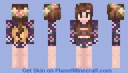 Mono my, OC  (contest) Minecraft Skin