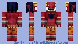 Japanese Oni (Feudal Japan Skin Contest) Minecraft Skin