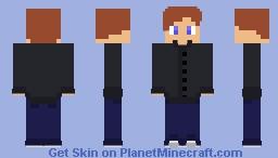 Dress shirt Minecraft Skin