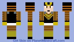 Feudal Japanese Samurai Minecraft Skin