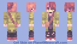 Elli and Eddy's almost 1000/2000 contest o wow Minecraft Skin