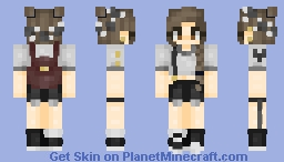 dont even know Minecraft Skin