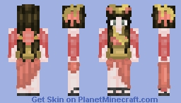 Kimono Minecraft Skin