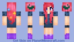 ❥ ❥ I'm Back ・゚: *✧・゚:* Natureflight Inspired Skin *:・゚✧*:・゚✧ Minecraft Skin