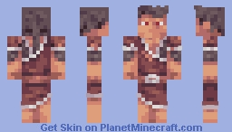 Tunkijo [Also Contest Entry] Minecraft Skin