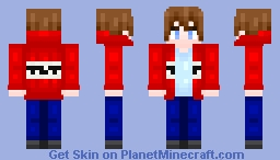 Skin For CuriosityKills Minecraft Skin