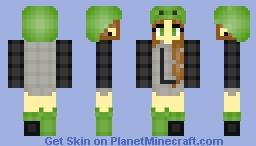 ok Minecraft Skin