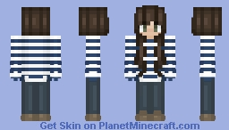 Stacyplays // Stacysays Skin // YouTuber Minecraft Skin