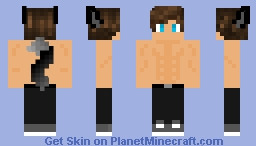 Dont ask Minecraft Skin