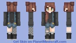spirits Minecraft Skin