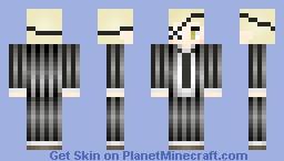Fuyuhiko Kuzuryuu Minecraft Skin