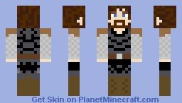aragorn Minecraft Skin