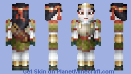 Tomoe Gozen - Skin Contest 9th Place! Minecraft