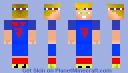 Uefa Euro 2016 France!!! (alt's in Desc.) Minecraft Skin