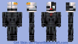 FNaF: Sister Location - Ennard (remake) Minecraft Skin