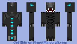 XenoDragon Minecraft Skin