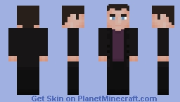 Doctor Who - The Ninth Doctor Minecraft Skin