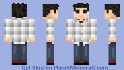 ImmortalHD/Aleks Minecraft Skin